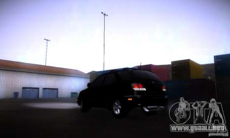 Lexus RX300 para GTA San Andreas left