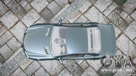 Mercedes Benz SL65 AMG V1.1 para GTA 4 visión correcta