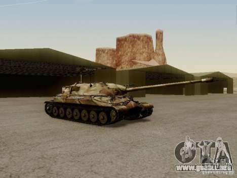 El es-7 para GTA San Andreas