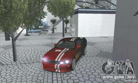 Saleen S281 Pack 1 para visión interna GTA San Andreas