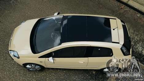 Fiat Punto Evo Sport 2012 v1.0 [RIV] para GTA 4 visión correcta