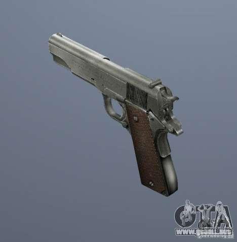 Gunpack from Renegade para GTA Vice City tercera pantalla