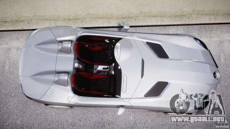 Mercedes-Benz SLR McLaren Stirling Moss [EPM] para GTA 4 visión correcta