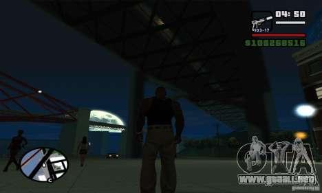 Enb Series HD v2 para GTA San Andreas octavo de pantalla