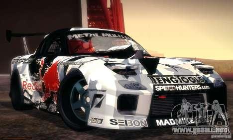 Mazda RX-7 Mad Mike para GTA San Andreas