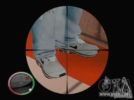 Nike Air Max para GTA San Andreas tercera pantalla