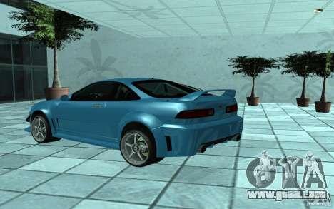 Acura Integra Type-R para GTA San Andreas left