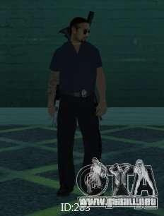 Nuevos aspectos SAPD para GTA San Andreas sexta pantalla
