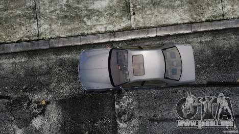 Nissan Laurel GC35 para GTA 4 visión correcta