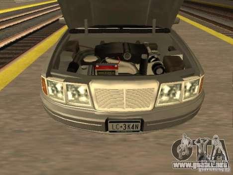 HD Stretch para la visión correcta GTA San Andreas