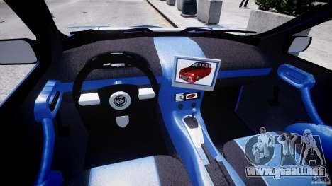 Chevrolet Corsa Extreme Revolution para GTA 4 visión correcta