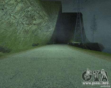 Nuevos caminos en San Fierro para GTA San Andreas twelth pantalla