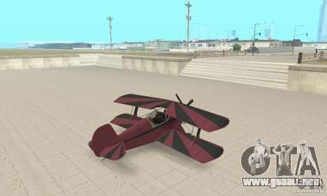 Extra 300L para GTA San Andreas left