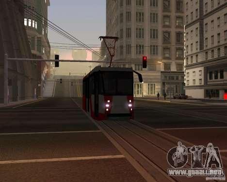 LM-2008 para la vista superior GTA San Andreas
