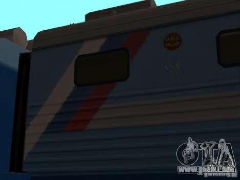ČS6 019 para la visión correcta GTA San Andreas