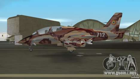 I.A.R. 99 Soim 712 para GTA Vice City vista lateral izquierdo