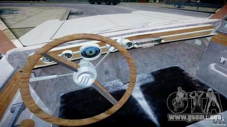 Ford Mercury Comet 1965 [Final] para GTA 4 vista hacia atrás