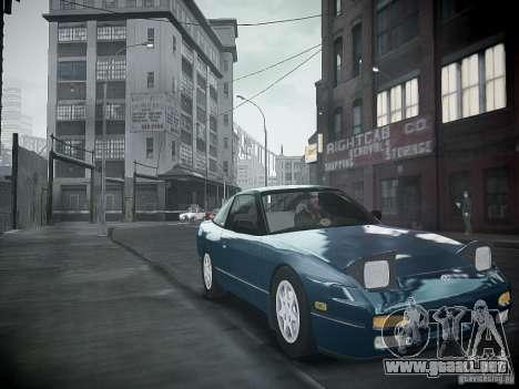 Nissan 240SX para GTA 4 visión correcta