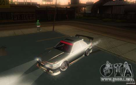 Toyota Soarer GZ20 para visión interna GTA San Andreas
