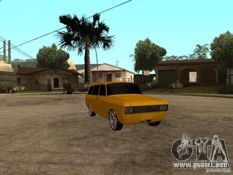 AZLK 427 LT para la visión correcta GTA San Andreas