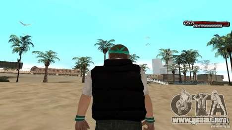 Skin Pack The Rifa Gang HD para GTA San Andreas novena de pantalla