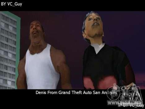 SA Characters para GTA Vice City tercera pantalla