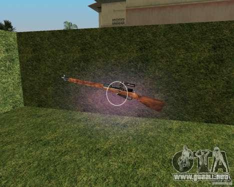 Mosin-Nagant para GTA Vice City