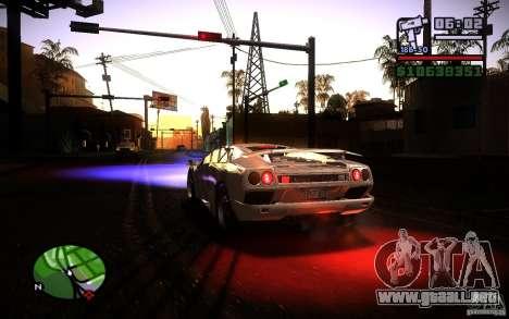 ENBSeries by Gasilovo v3 para GTA San Andreas