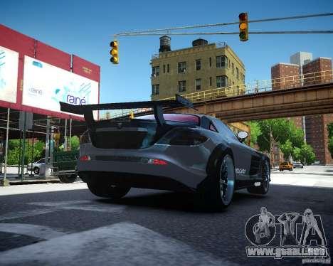 iCEnhancer 2.1 Final para GTA 4 quinta pantalla