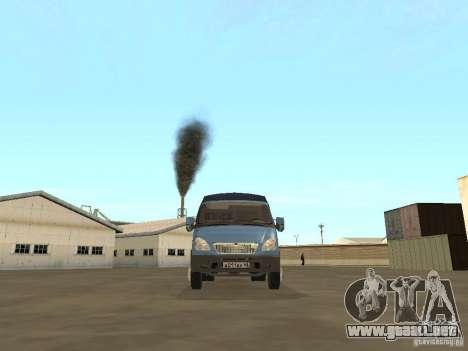 3302 Gacela v.2.0 para la visión correcta GTA San Andreas