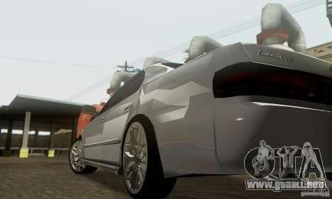 Toyota Cresta JZX90 para la vista superior GTA San Andreas