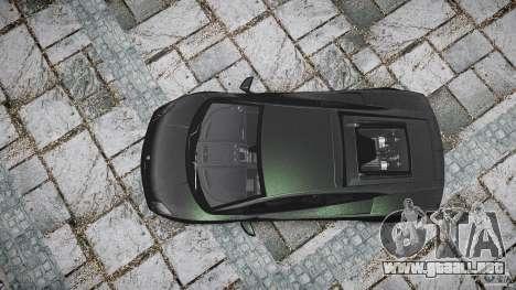Lamborghini Gallardo LP560-4 para GTA 4 visión correcta