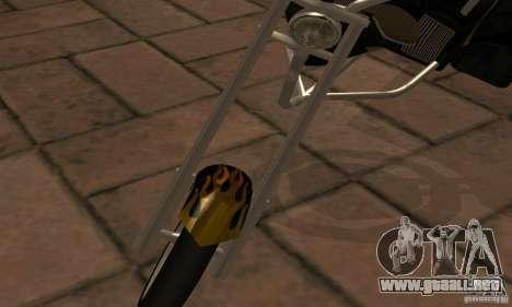 Trike para la visión correcta GTA San Andreas