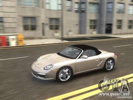 Porsche Boxster S 2010 EPM para GTA 4 visión correcta