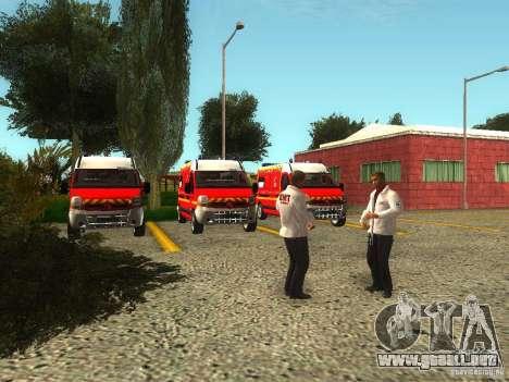 Renovación del hospital en Fort Carson para GTA San Andreas
