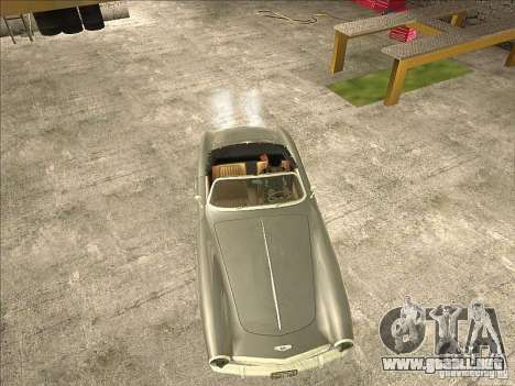 IWS 508 para GTA San Andreas vista hacia atrás