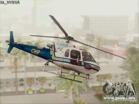 SA_Nvidia Beta para GTA San Andreas segunda pantalla