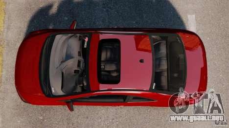 Honda Civic Si para GTA 4 visión correcta