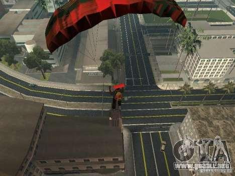 Nuevos caminos en Los Santos para GTA San Andreas quinta pantalla