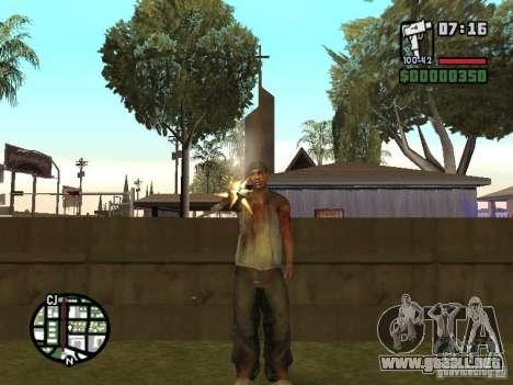 Markus young para GTA San Andreas novena de pantalla