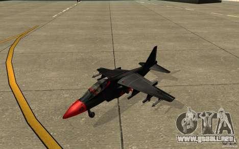 Black Hydra v2.0 para GTA San Andreas left