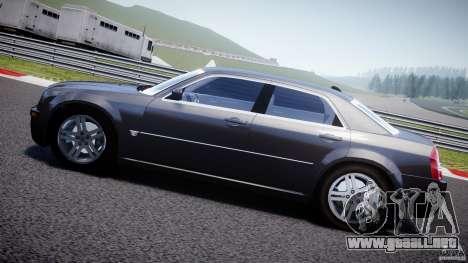 Chrysler 300C 2005 para GTA 4 left
