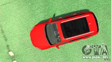 Audi Q7 v12 TDI para GTA 4 visión correcta