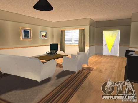 CJ Total House Remodel V 2.0 para GTA San Andreas séptima pantalla