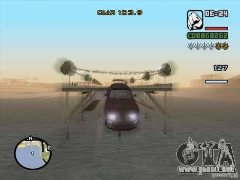 Detener el tiempo para GTA San Andreas