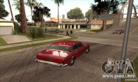 Enb Series HD v2 para GTA San Andreas tercera pantalla