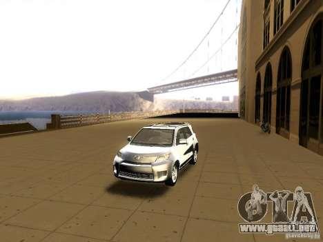Scion xD para GTA San Andreas