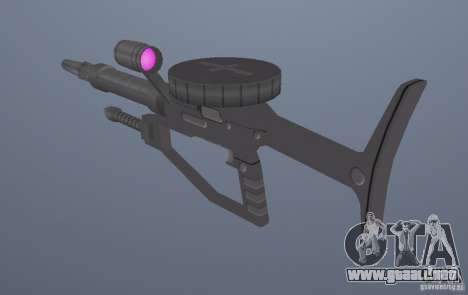 ZAKU MACHINEGUN para GTA Vice City