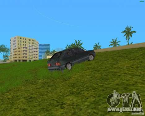 Lada Samara 3doors para GTA Vice City left