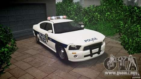 FIB Buffalo NYPD Police para GTA 4